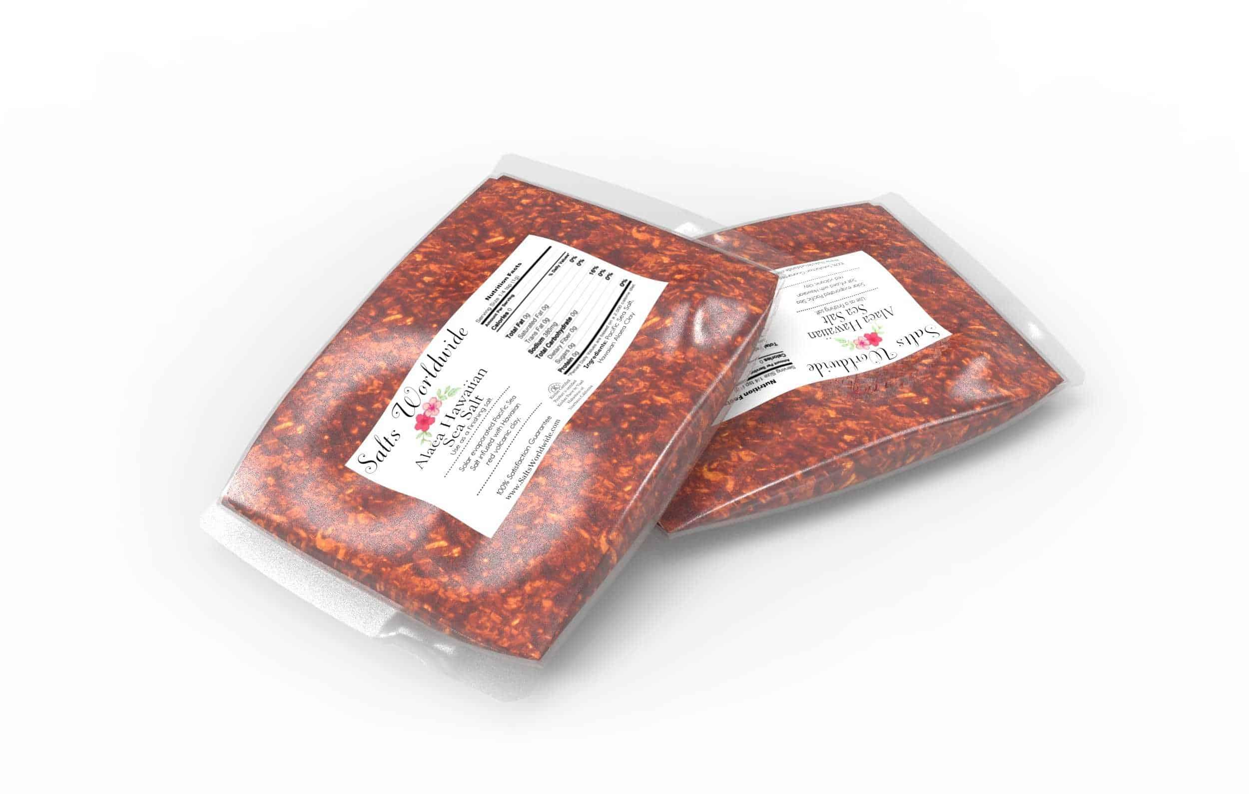 Red Hawaiian Alaea Salt