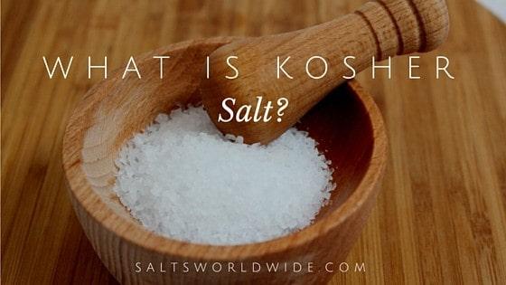 What Is Kosher Salt