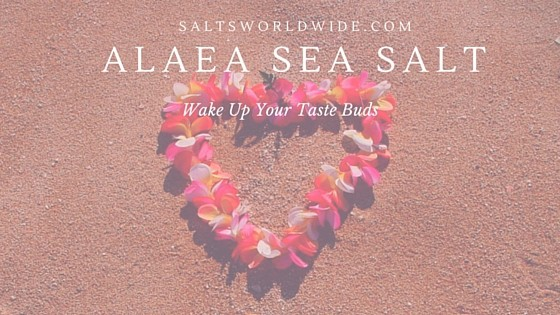 Alaea Sea Salt