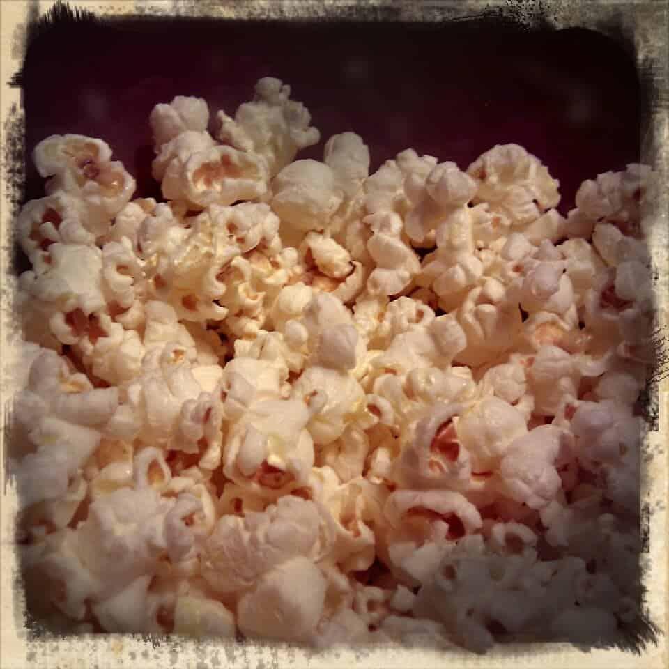 Truffle Salt Popcorn