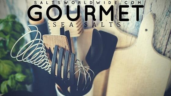 Gourmet Sea Salts