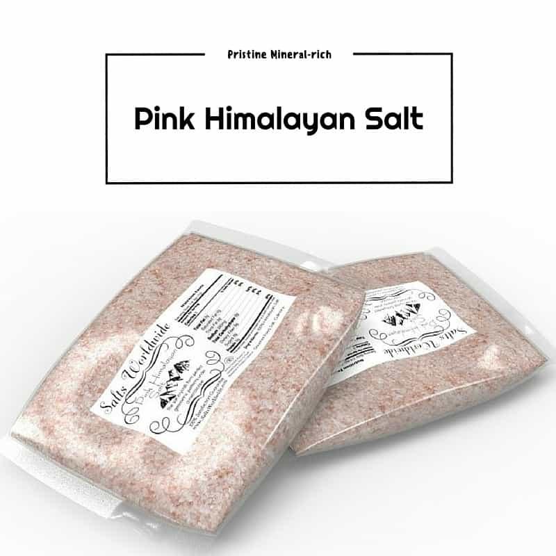 Himalayan Salt - Pink Himalayan Salt from Pakistan