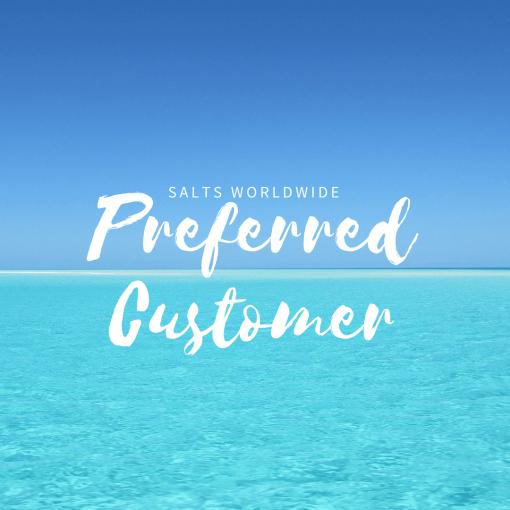 Salts Worldwide Preferred Customer