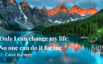 Only I can change my life. No one can do it for me – Carol Burnett