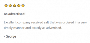Sea Salt Review