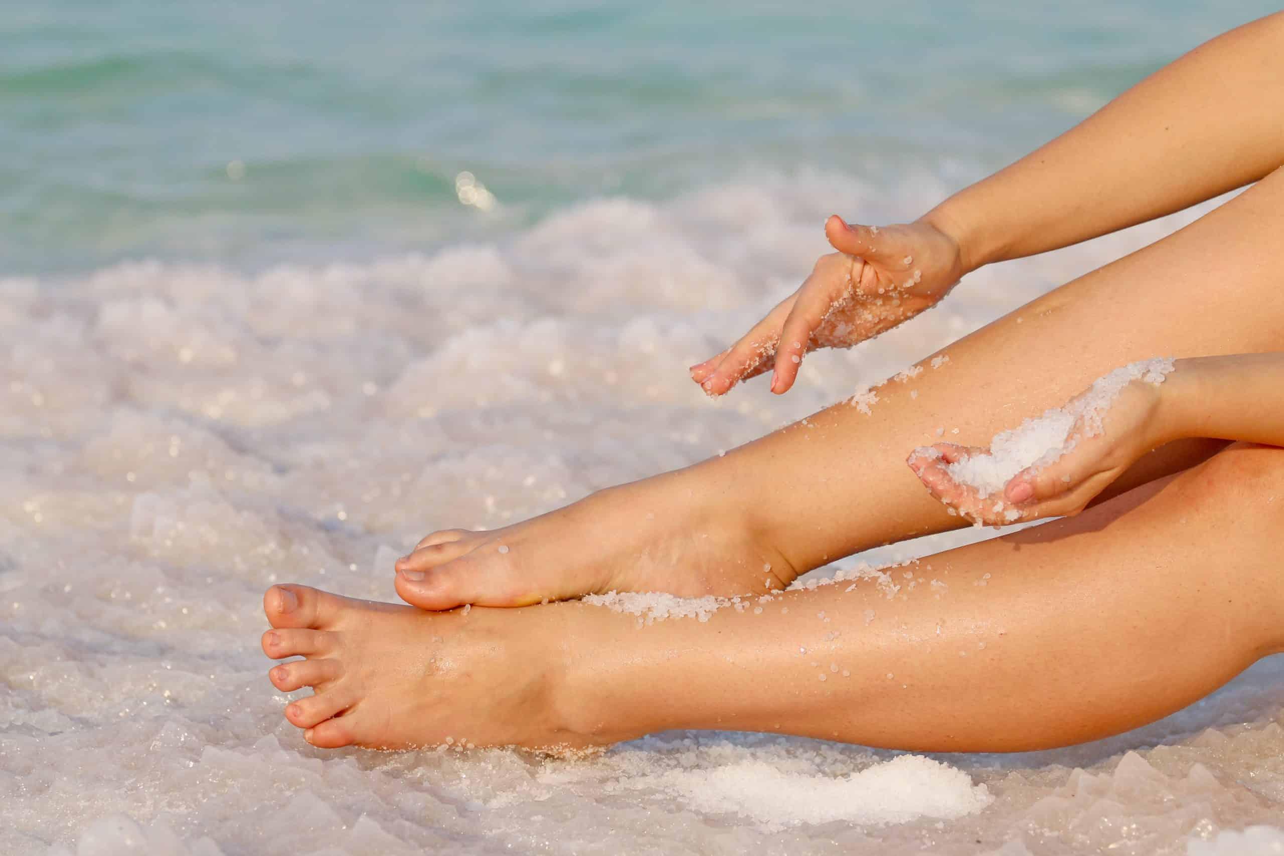 Dead Sea Salt Skin