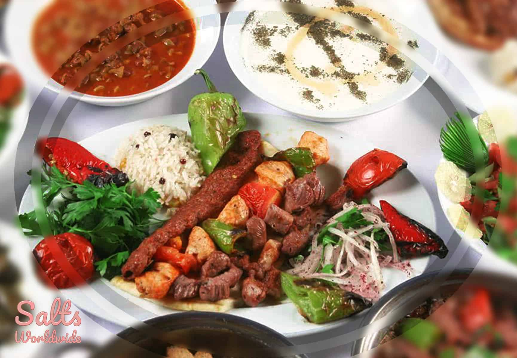 Healthy Turkish Cuisine