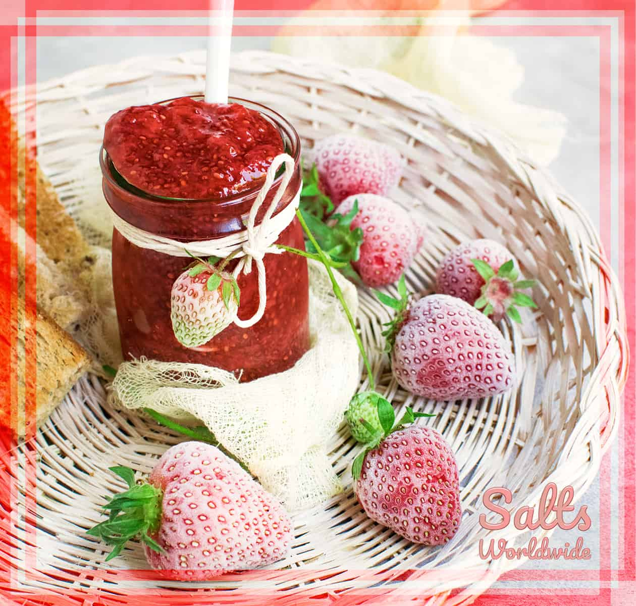 Make No Cook Jam With Kids