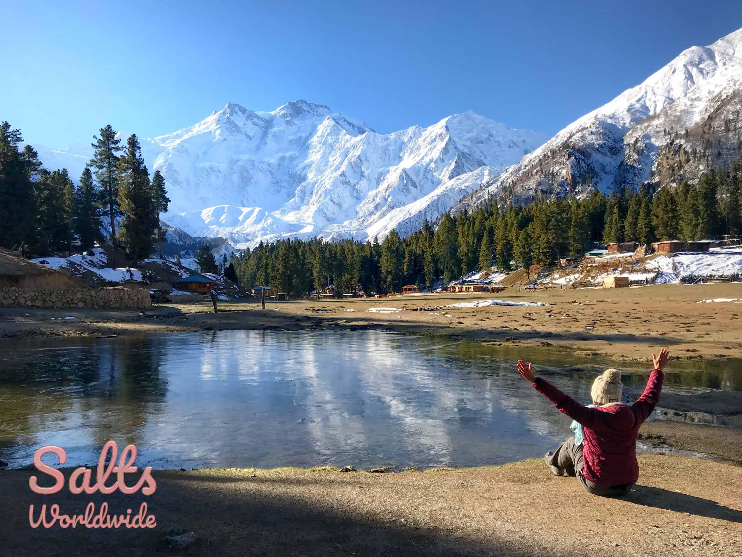 Pakistan - Himalayan Mountains - Pink Himalayan Salt