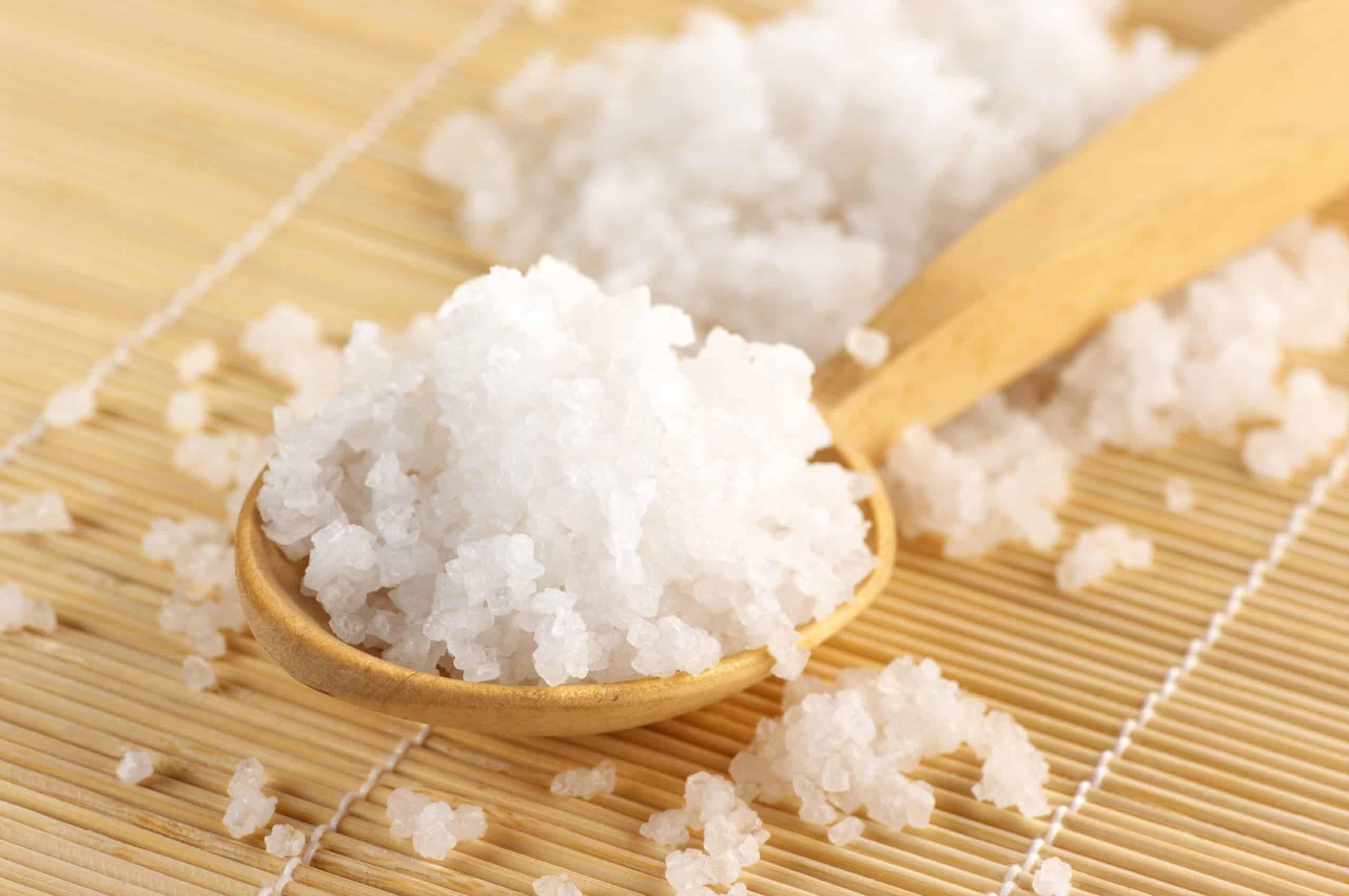 bulk dead sea salt