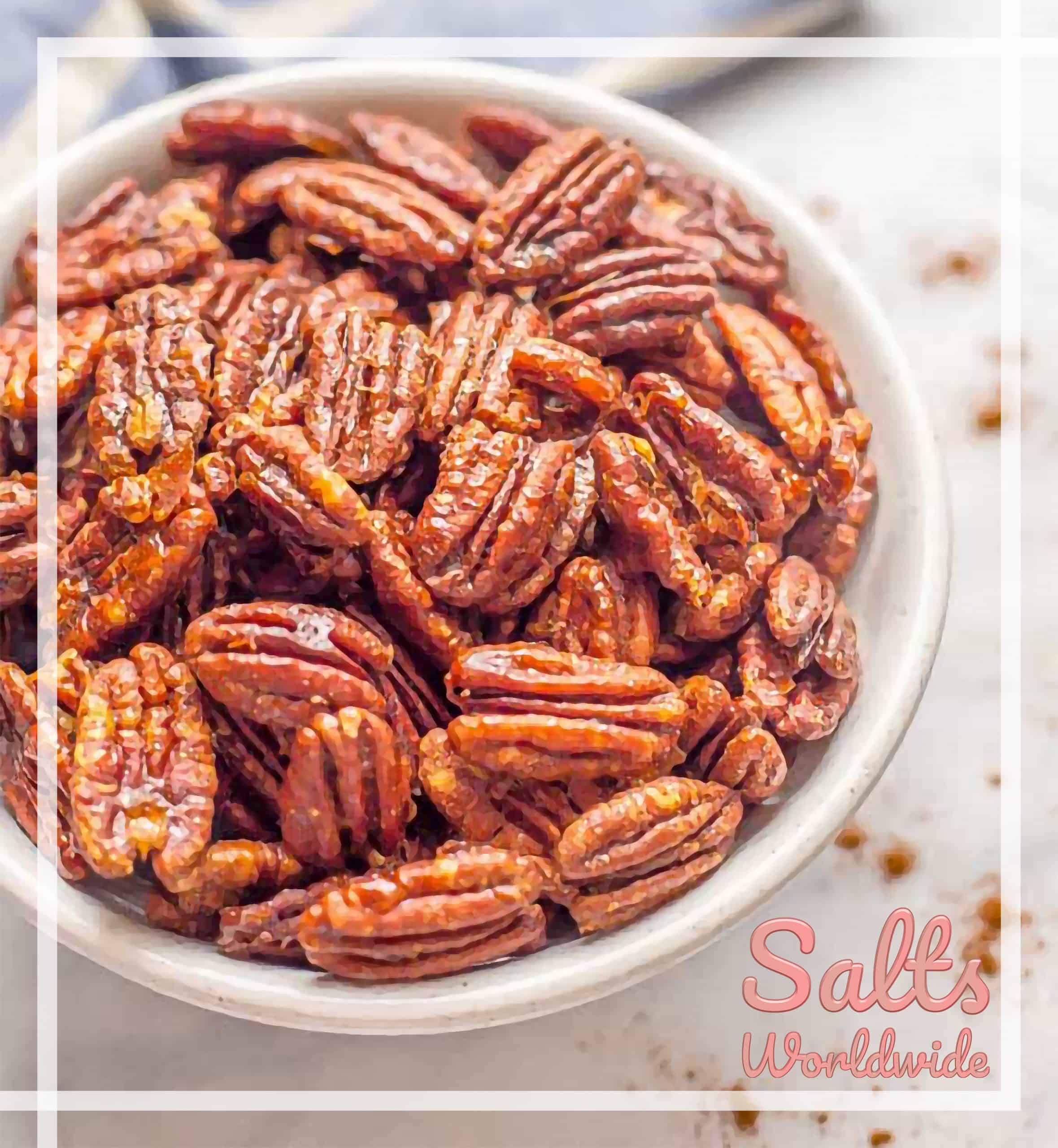 Make Pecans Part of Your Holiday Snacks: The Tremendous Health Benefits of Pecans Make Them a Must Have 1