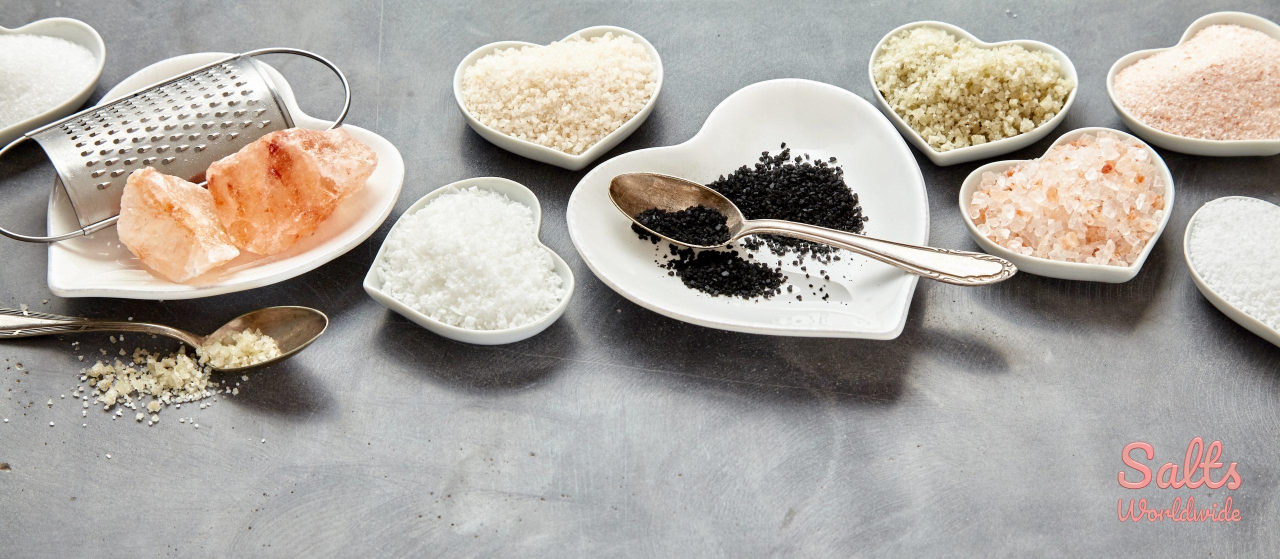 Celtic Sea Salt vs. Himalayan Pink Salt - Health Benefits