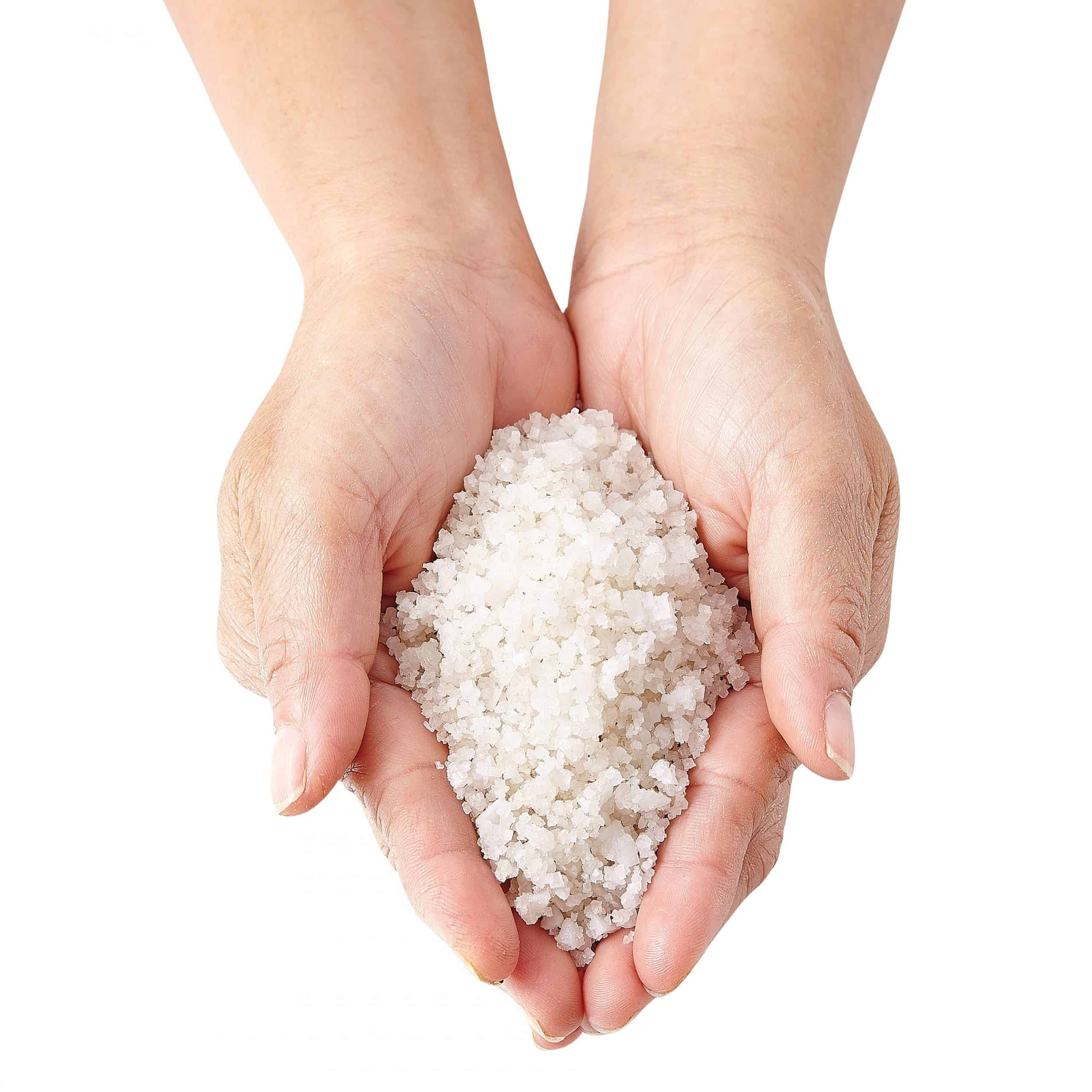 Health Benefits of Sea Salts - Sea Salt Scrubs