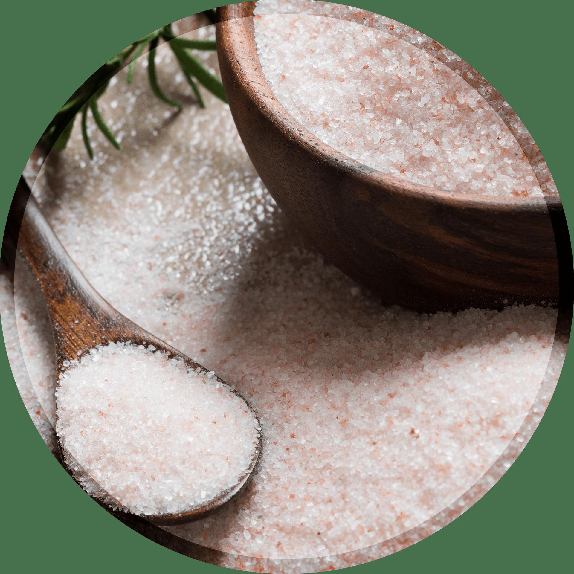 How Much Iodine Is In Himalayan Salt - Rock Salt