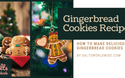Gingerbread Cookies Recipe – How to Make Delicious Gingerbread Cookies