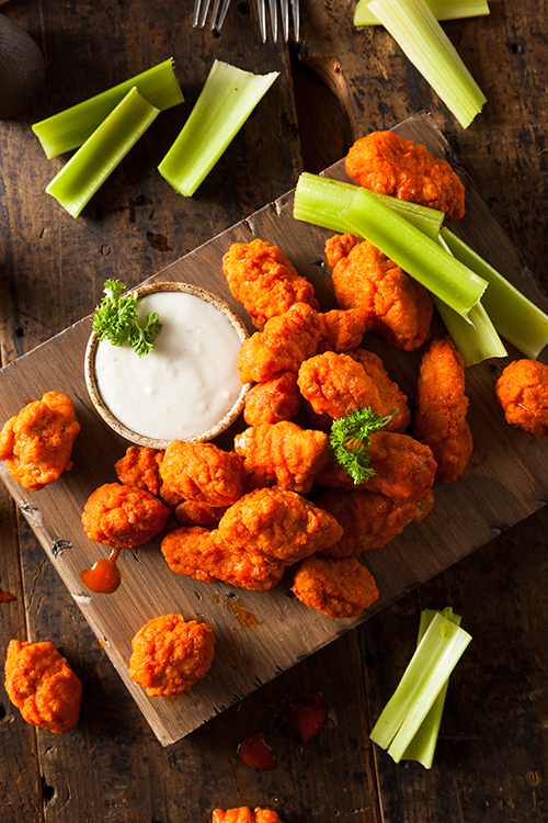 Hot Wings Recipe - How To Make Delicious Hot Wings