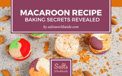Macaroon Recipe Baking Secrets Revealed