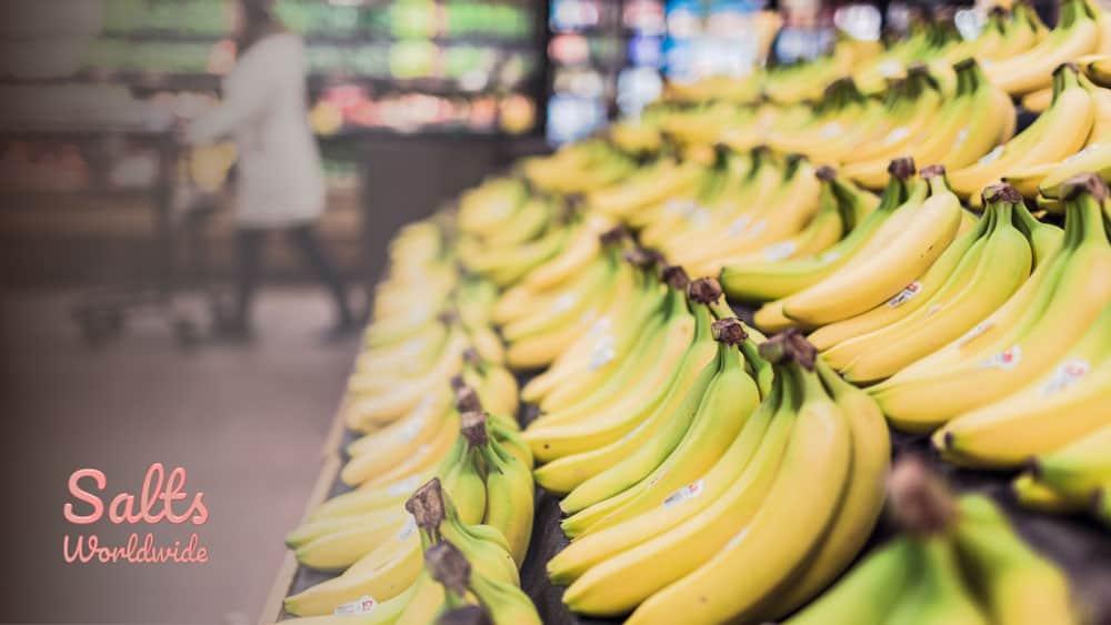 easy banana bread ingredients