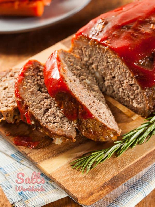 easy meatloaf recipe best flavor