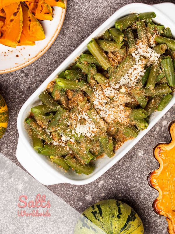 easy green bean casserole recipe