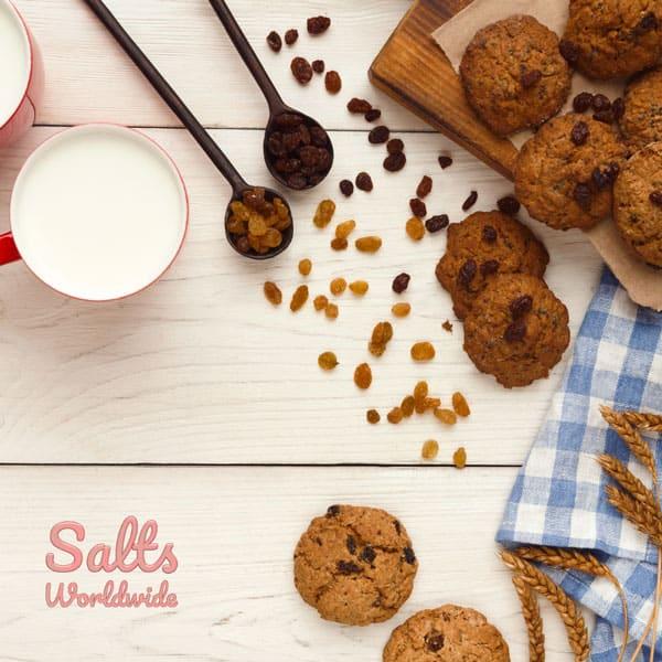 vegan chocolate chip cookie ingredients