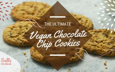 The Ultimate Vegan Chocolate Chip Cookies