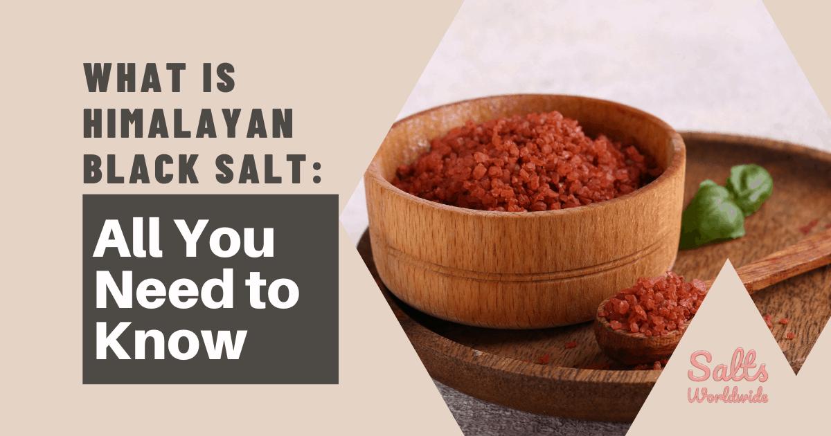 Himalayan Black Salt